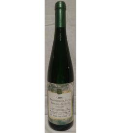 Weisswein 05er Juffer Riesling feinherb Spätlese  Edelstahl 75cl