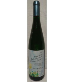 Weisswein 05er Juffer-Sonnenuhr Riesling süß Spätlese  Edelstahl 75cl