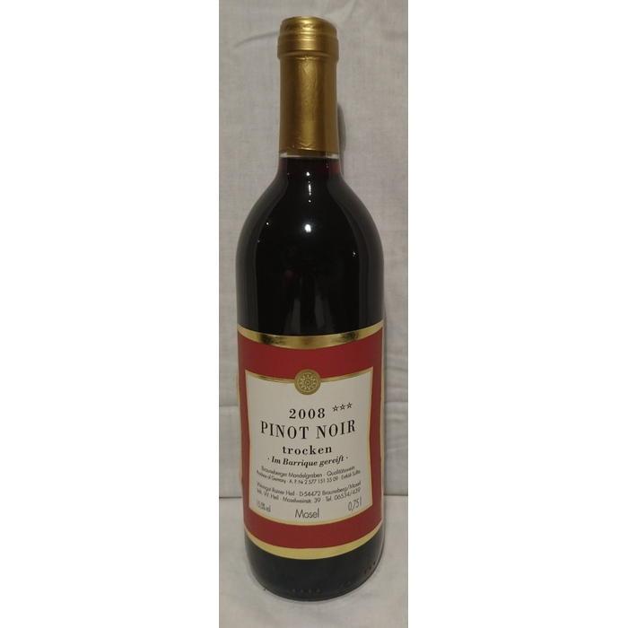 Rotwein 08er Mandelgraben Pinot Noir trocken Q.b.A. Barrique 75cl
