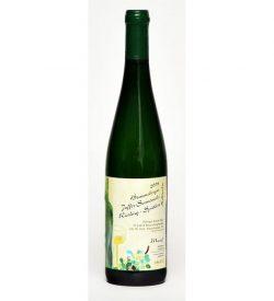 Weisswein 09er Juffer-Sonnenuhr Riesling halbtrocken Spätlese  Edelstahl 75cl