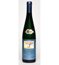 Weisswein 09er Juffer-Sonnenuhr Riesling trocken Spätlese  Edelstahl 75cl
