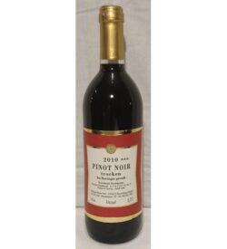 Rotwein 10er Mandelgraben Pinot Noir trocken Q.b.A. Barrique 75cl
