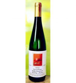 Weisswein 11er Juffer-Sonnenuhr Riesling edelsüß Auslese Edelstahl 75cl
