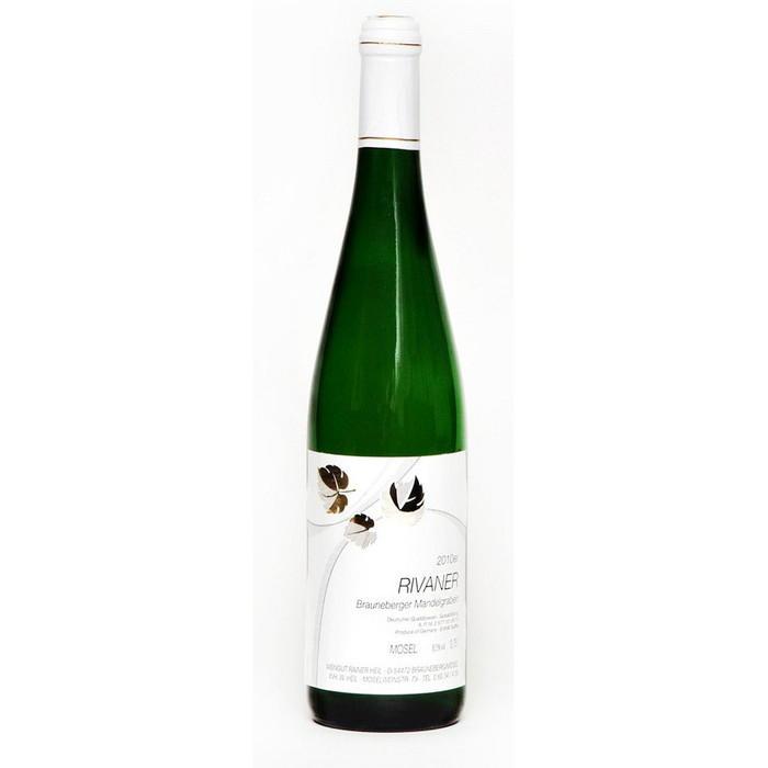 Weisswein 11er Mandelgraben Rivaner süß Q.b.A. Edelstahl 75cl