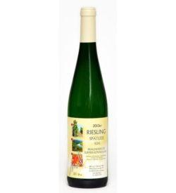 Weisswein 12er Juffer-Sonnenuhr Riesling edelsüß Spätlese  Edelstahl 75cl