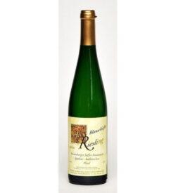 Weisswein 12er Juffer-Sonnenuhr Riesling halbtrocken Spätlese  Edelstahl 75cl