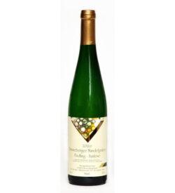 Weisswein 12er Mandelgraben Findling edelsüß Auslese Edelstahl 75cl