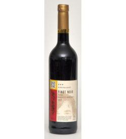 Rotwein 12er Mandelgraben Pinot Noir trocken Q.b.A. Holzfass 75cl