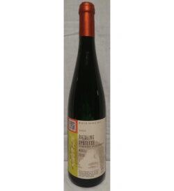 Weisswein 13er Juffer-Sonnenuhr Riesling feinherb Spätlese  Edelstahl 75cl