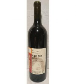 Rotwein 13er Mandelgraben Pinot Noir halbtrocken Auslese Barrique 75cl