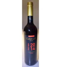 Rotwein 14er Himmelreich Pinot Noir halbtrocken Q.b.A. Barrique 75cl