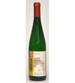 Weisswein 14er Juffer-Sonnenuhr Riesling feinherb Spätlese  Edelstahl 75cl