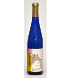 Weisswein 14er Juffer-Sonnenuhr Riesling süß Spätlese  Edelstahl 75cl
