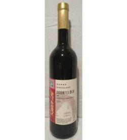 Rotwein 14er Mandelgraben Dornfelder edelsüß Q.b.A. Holzfass 75cl