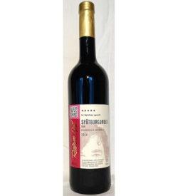 Rotwein 14er Mandelgraben Spätburgunder süß Q.b.A. Holzfass 75cl