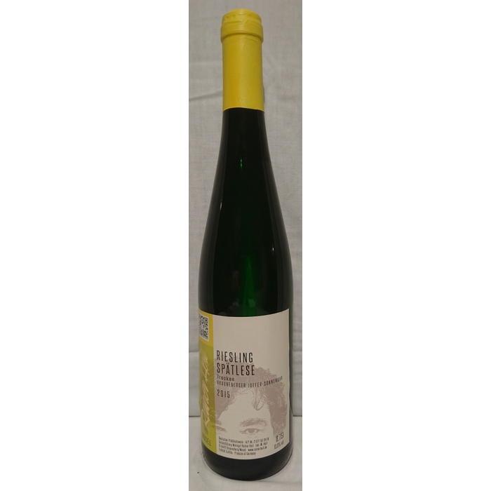 Weisswein 15er Juffer-Sonnenuhr Riesling trocken Spätlese  Edelstahl 75cl