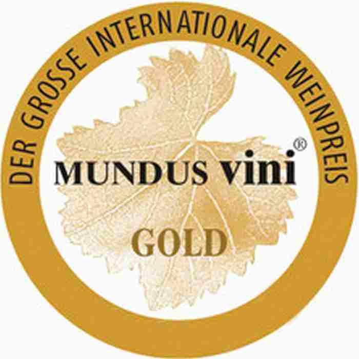 Goldener Preis mundus vini