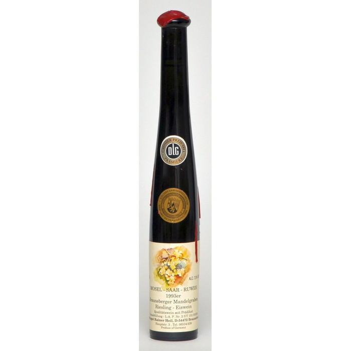 Weisswein 93er Mandelgraben Riesling edelsüß Eiswein Holzfass 25cl