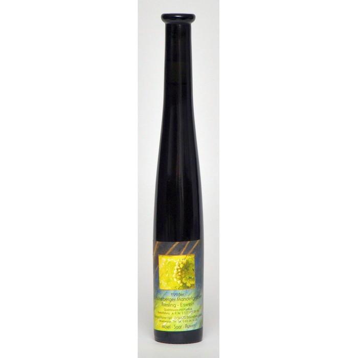 Weisswein 98er Mandelgraben Riesling edelsüß Eiswein Holzfass 25cl
